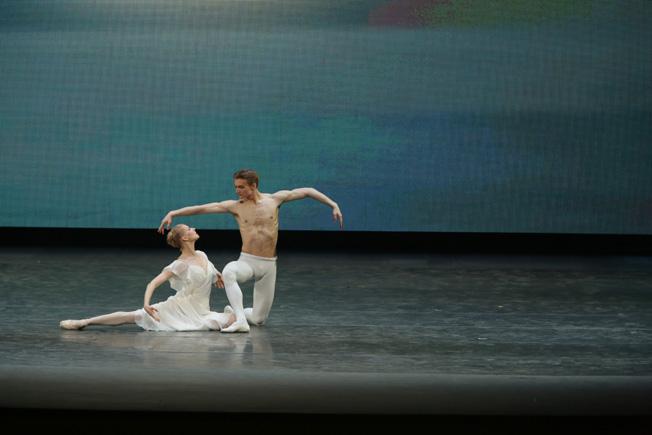 Auch das Ballett des Mariinsky Theaters tanzte bei den EröffnungsgalasPhoto: Natasha Razina