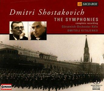 CD-ShostakovichSymphonies-Kitajenko