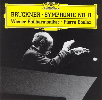 Boulez Bruckner 8