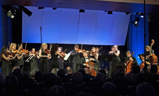 Ensemble Esperanza mit Andrei Ionita (c) Christine Kocher