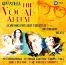 CD-Ginas-Vocal album