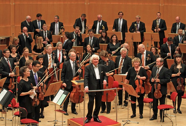 Dmitrij Kitajenko mit dem Gürzenich-Orchester (c) Remy Franck