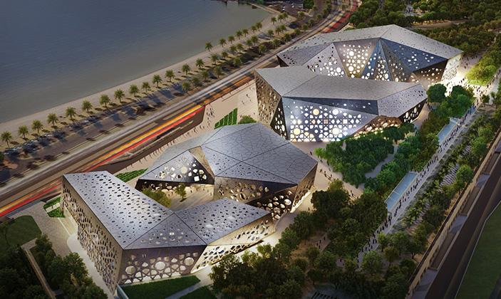 Huge Opera House Inaugurated in Kuwait City - Pizzicato