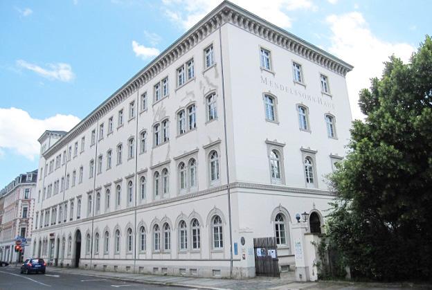 Mendelssohn Haus Leipzig Fanny und Masur Pizzicato