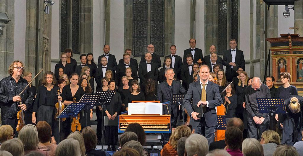 Bach Lippstadt neues barockorchester thüringer bach collegium pizzicato pizzicato